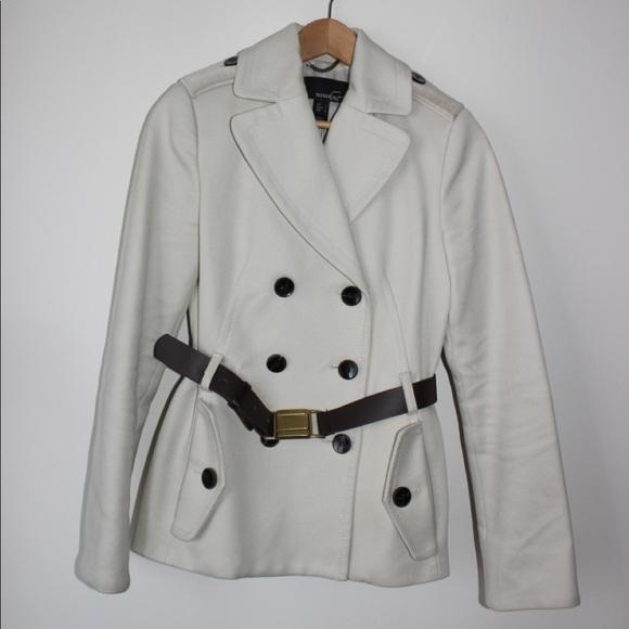 Mango Jackets & Blazers - Mango Belted coat